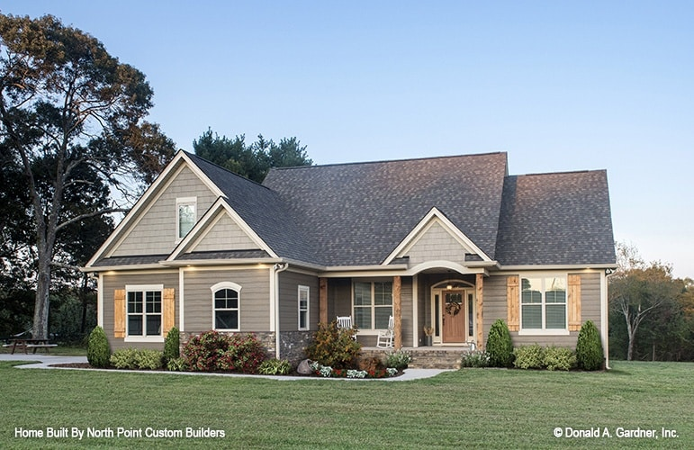 The Tanglewood by Don Gardner Home Plans
