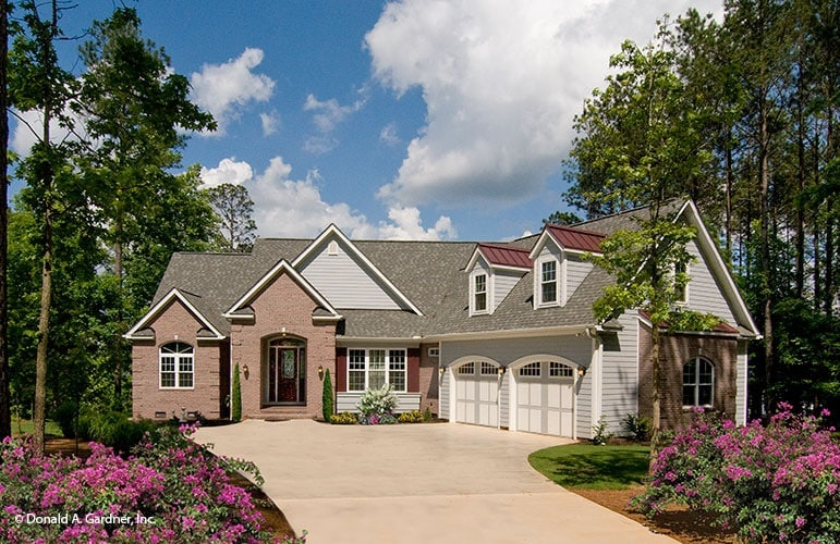 The Rowan by Don Gardner Home Plans